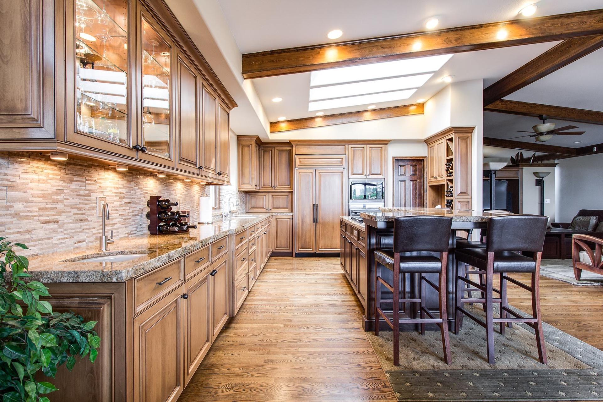 Ihre neue Küche aus Echtholz